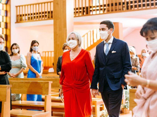 O casamento de André e Ângela em Vila das Aves, Santo Tirso 36