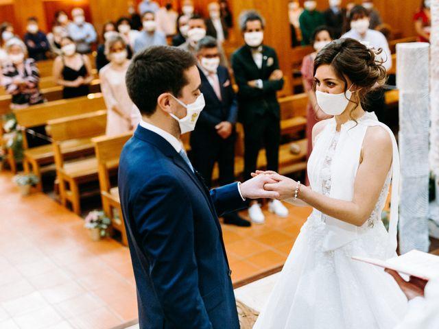 O casamento de André e Ângela em Vila das Aves, Santo Tirso 42