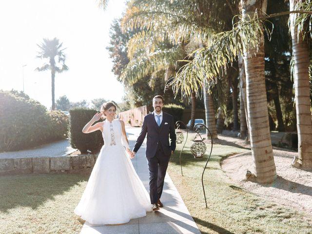 O casamento de André e Ângela em Vila das Aves, Santo Tirso 50