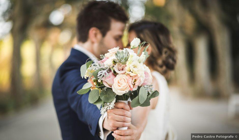 O casamento de Carlos e Mariana em Lamego, Lamego