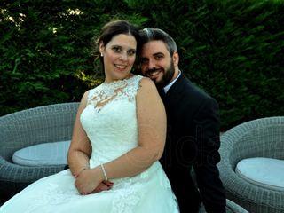 O casamento de Catarina e Rui