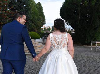 O casamento de Catarina e Tiago 3