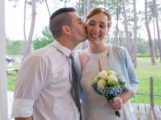 O casamento de Cátia e João