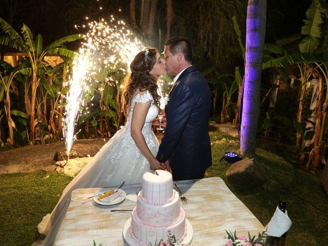 O casamento de Marli e Paulo