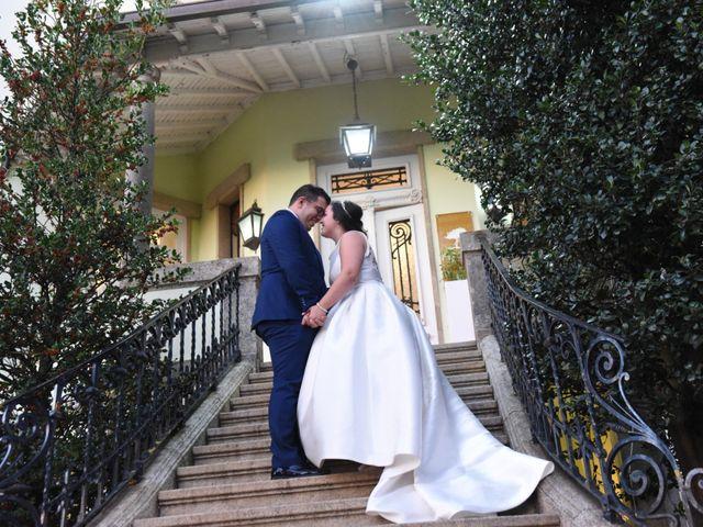 O casamento de Catarina e Tiago