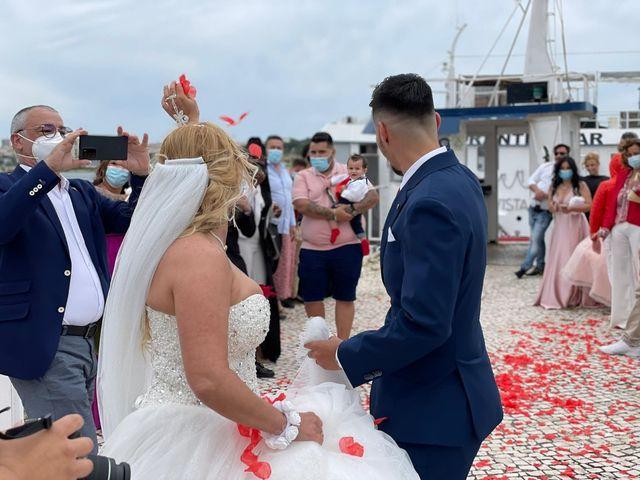O casamento de Daniel  e Mónica