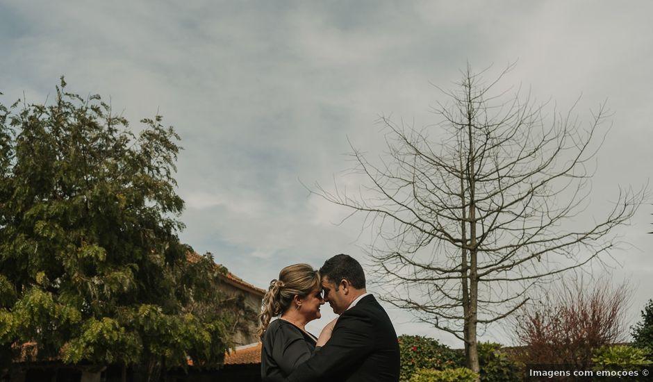 O casamento de Jorge e Marta em Aveleda, Vila do Conde