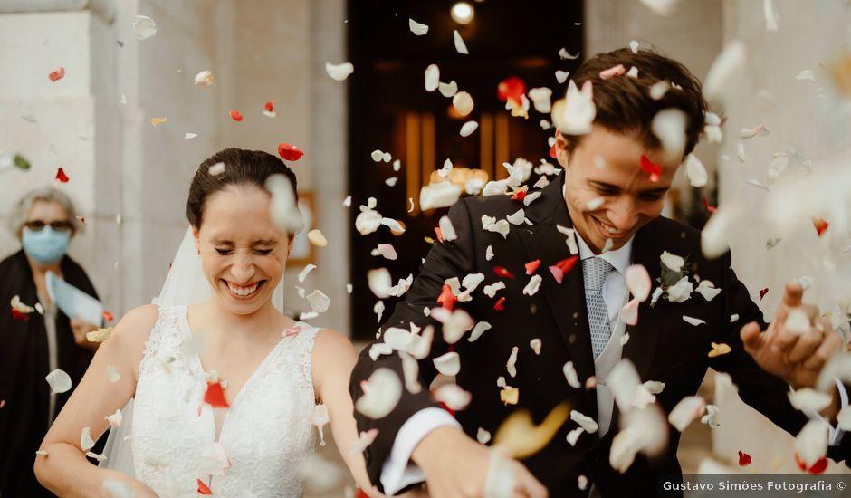 O casamento de Mário e Cláudia em Alenquer, Alenquer