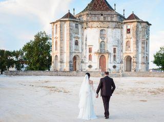 O casamento de Susete e Pedro