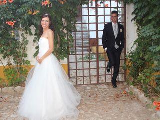 O casamento de Tânia e Edgar