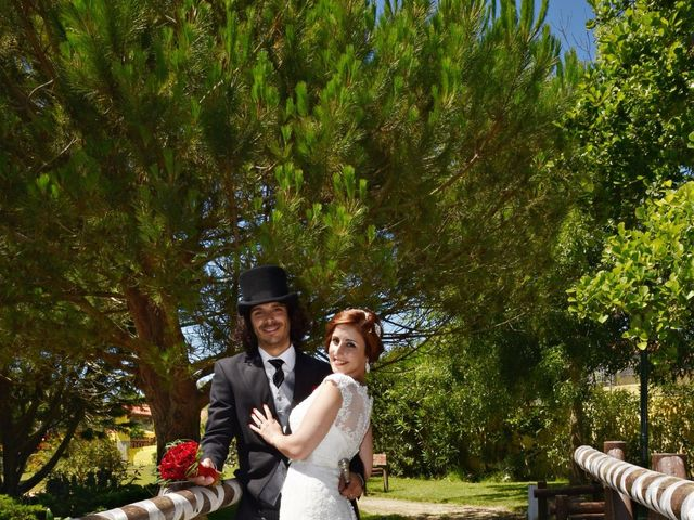 O casamento de Tiago e Adriana em Fontanelas, Sintra 5