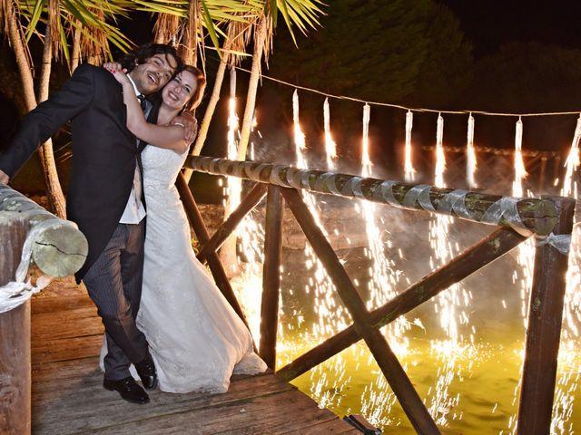O casamento de Tiago e Adriana em Fontanelas, Sintra 6