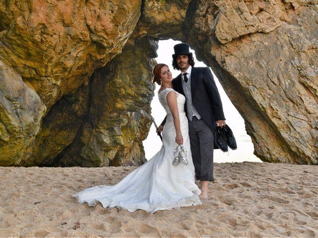 O casamento de Tiago e Adriana em Fontanelas, Sintra 8
