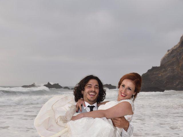 O casamento de Tiago e Adriana em Fontanelas, Sintra 10