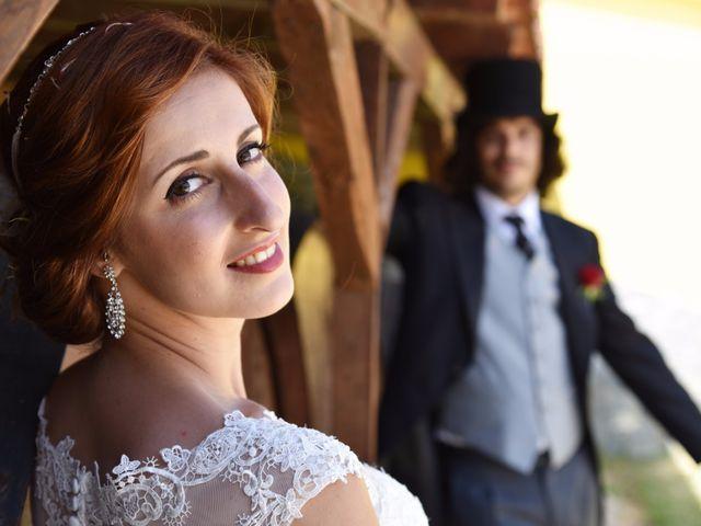 O casamento de Tiago e Adriana em Fontanelas, Sintra 14