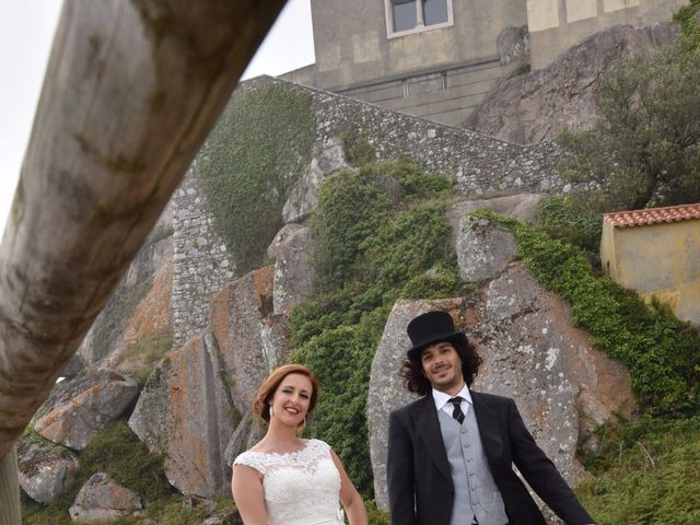O casamento de Tiago e Adriana em Fontanelas, Sintra 16