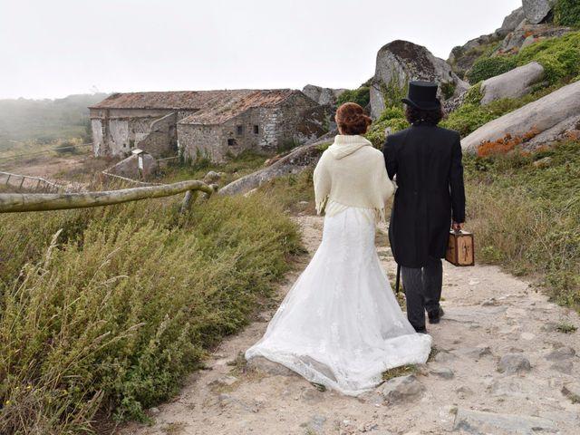 O casamento de Tiago e Adriana em Fontanelas, Sintra 2