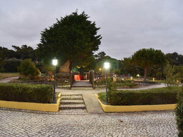 O casamento de Tiago e Adriana em Fontanelas, Sintra 17