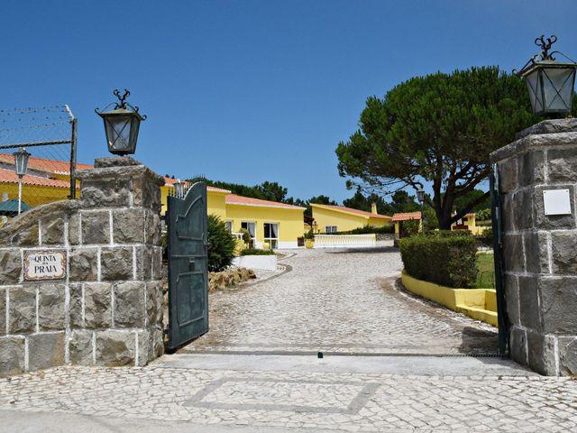 O casamento de Tiago e Adriana em Fontanelas, Sintra 19