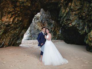 O casamento de Vanessa e Samuel