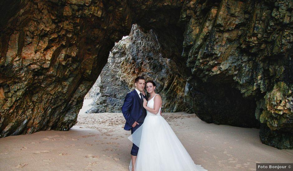 O casamento de Samuel e Vanessa em Maçã, Sesimbra