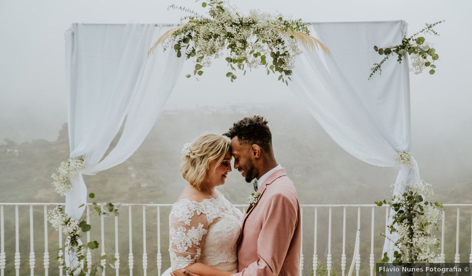O casamento de Heather e Josi