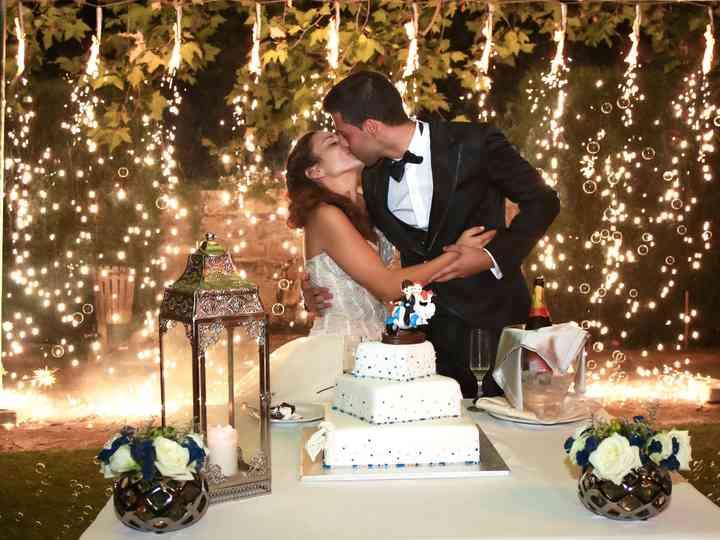 O casamento de Andreia e Tiago