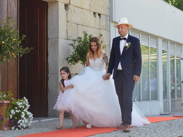 O casamento de Sérgio e Aida em Boticas, Boticas 2