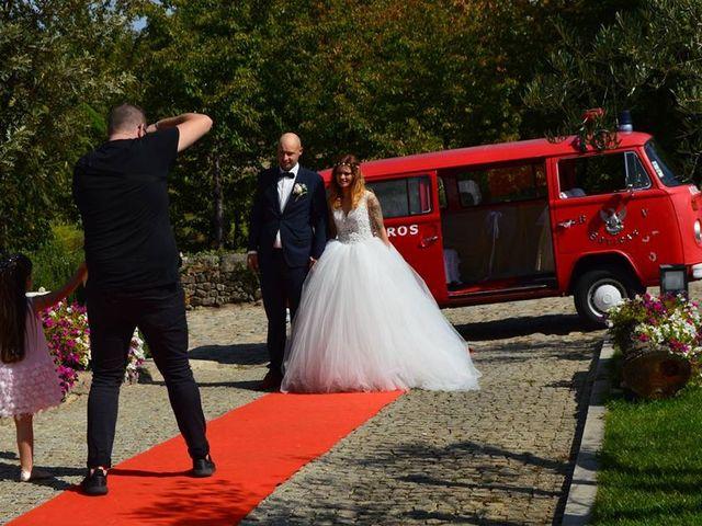 O casamento de Sérgio e Aida em Boticas, Boticas 5