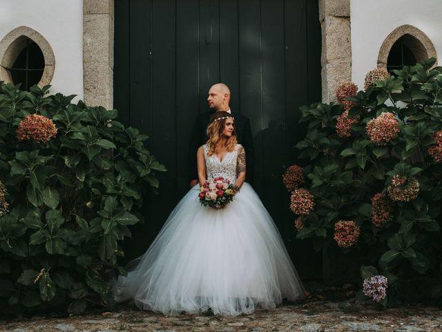 O casamento de Sérgio e Aida em Boticas, Boticas 1