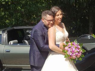 O casamento de Marisa e Marcel