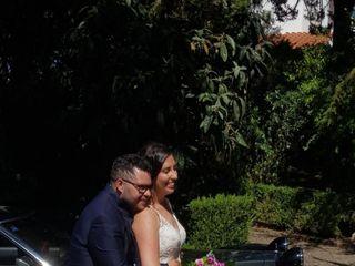 O casamento de Marisa e Marcel 2