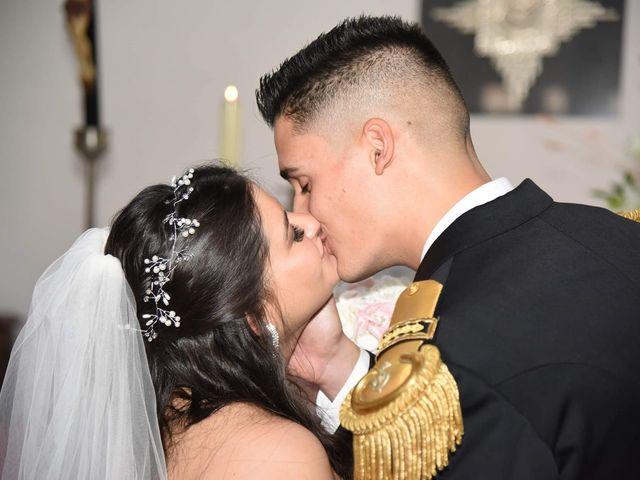 O casamento de André e Tânia
