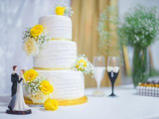 O casamento de Lia e Reinaldo 1