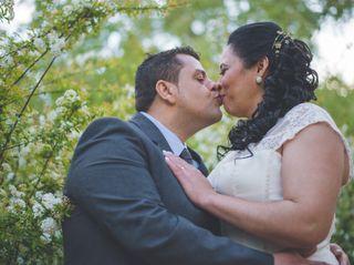 O casamento de Lia e Reinaldo