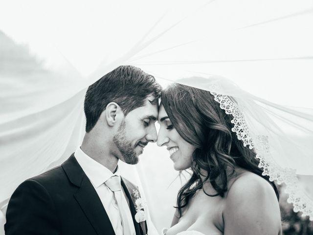O casamento de Catarina e Frederico