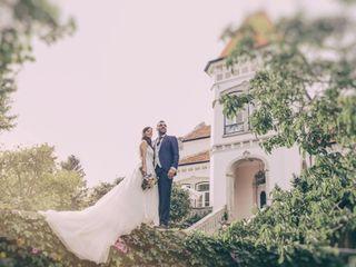 O casamento de Bruno e Ana
