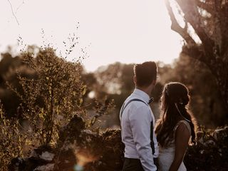 O casamento de Ana e Marcos