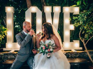 O casamento de Chris e Sónia