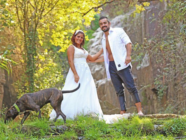 O casamento de Raquel e Ruben