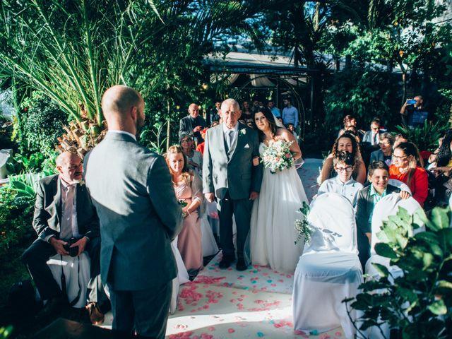 O casamento de Sónia e Chris em Funchal, Madeira 11