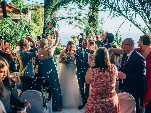 O casamento de Sónia e Chris em Funchal, Madeira 14