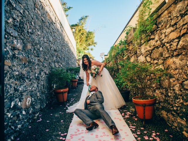 O casamento de Sónia e Chris em Funchal, Madeira 18