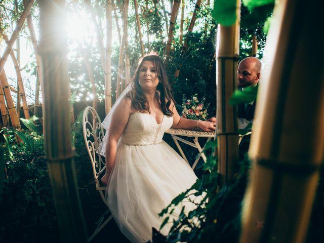 O casamento de Sónia e Chris em Funchal, Madeira 19