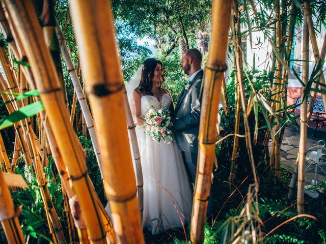 O casamento de Sónia e Chris em Funchal, Madeira 20