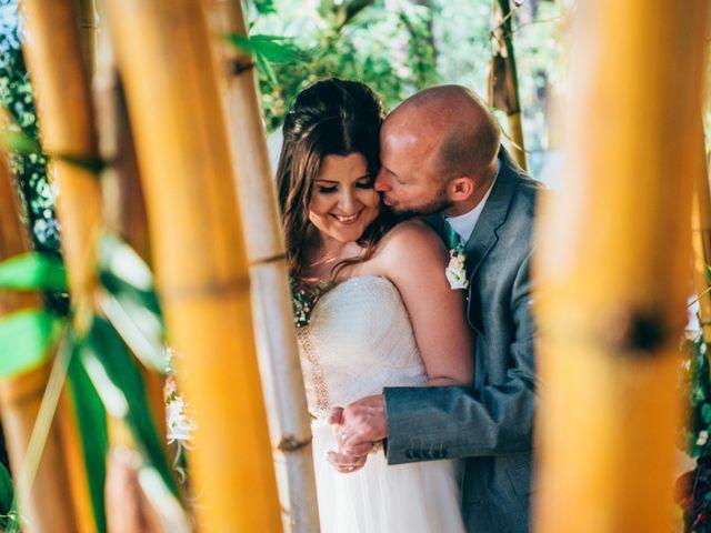 O casamento de Sónia e Chris em Funchal, Madeira 21
