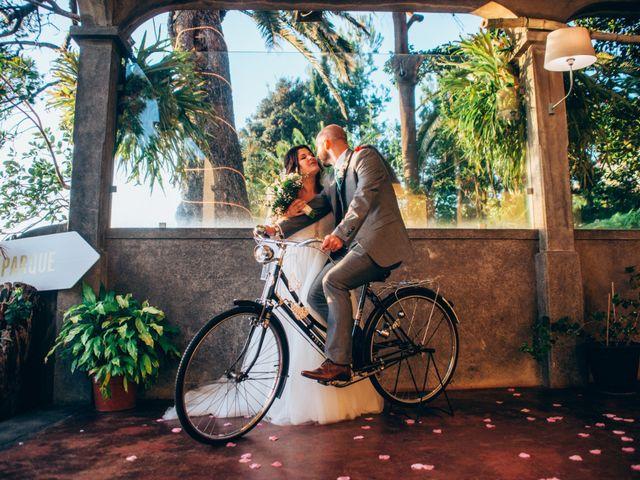 O casamento de Sónia e Chris em Funchal, Madeira 23