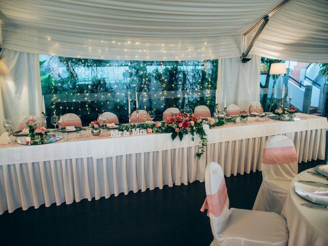 O casamento de Sónia e Chris em Funchal, Madeira 25