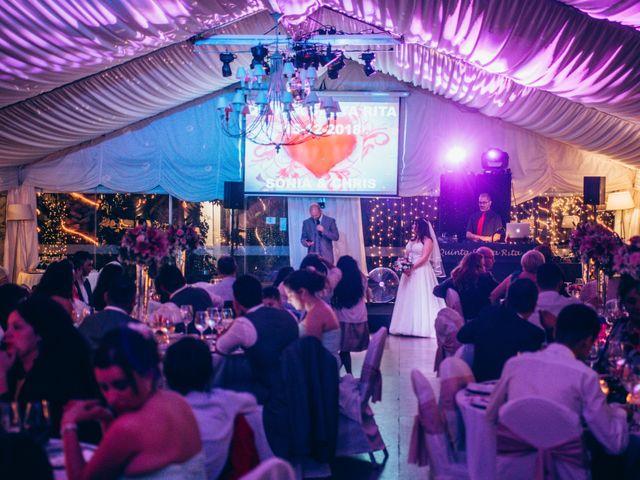 O casamento de Sónia e Chris em Funchal, Madeira 30