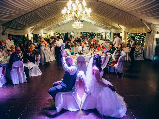 O casamento de Sónia e Chris em Funchal, Madeira 32